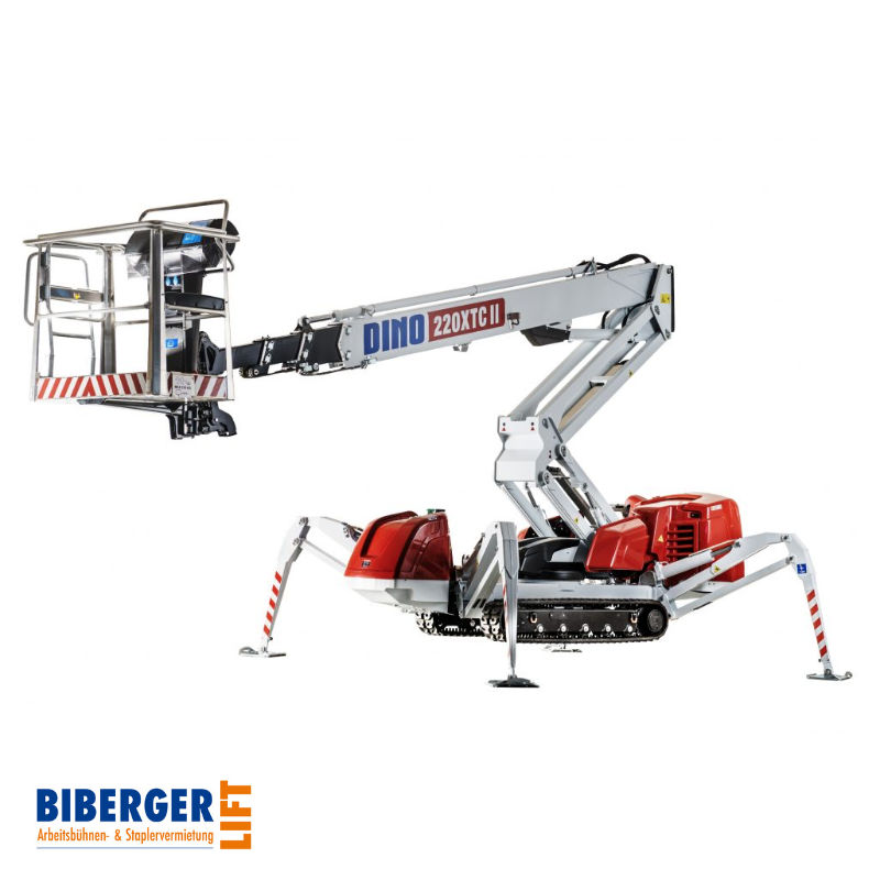 BIBERGER LIFT Raupenbühne RB-220