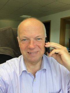 Herbert Biberger, Geschäftsführer Biberger Lift GmbH