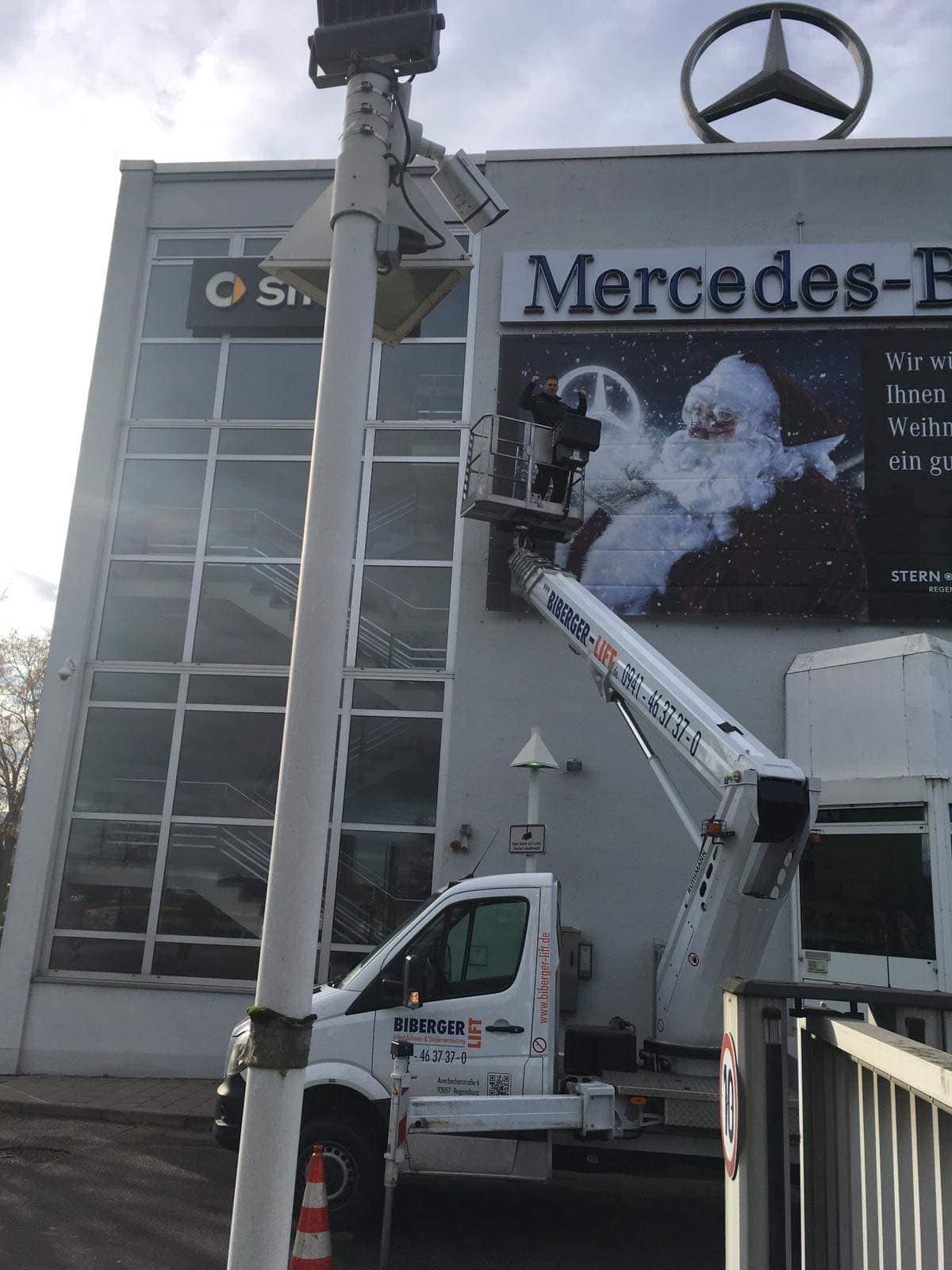 Mercedes Niederlassung Regensburg
